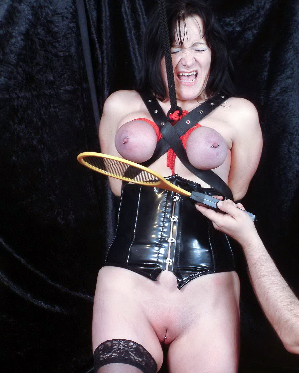 Chinas Tit Torture And Breast Bondage Torment