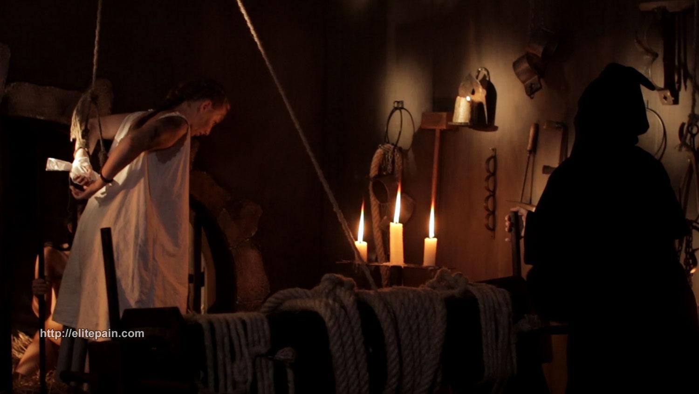 History of pain spy interrogation