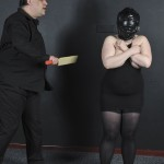 Sensory Deprivation of Alternative BDSM Lifestyle Submissive