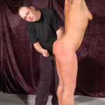 Crystel Leis bizarre breast whipping and tit spanking of crying blonde submissive